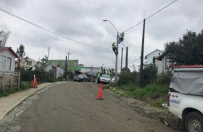 Saesa detalla proyectos de mejoramientos ante Concejo Municipal de Castro
