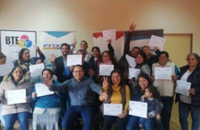 Empresa Frontel impartirá curso de Alfabetización Digital en ocho comunas de la Araucanía