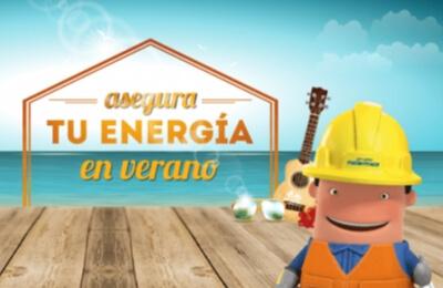 """Edelaysen lanza campaña """"Asegura Tu Energía En Verano"""""""