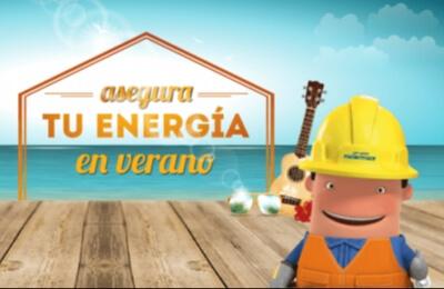 """Frontel lanza campaña """"Asegura Tu Energía En Verano"""""""