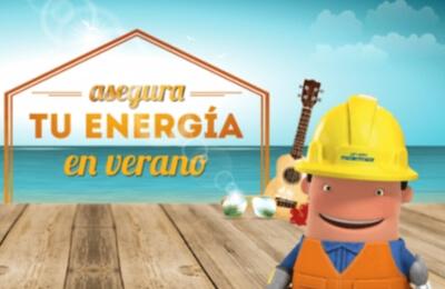 """Luz Osorno lanza campaña """"Asegura Tu Energía En Verano"""""""