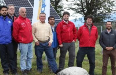 Vecinos de sectores aislados de Chile Chico ya cuentan con energía eléctrica continua gracias a proyecto fotovoltaico
