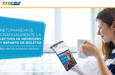 Frontel anuncia el retorno de algunas actividades para garantizar la continuidad del servicio