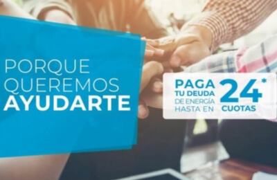 Saesa invita a inscribirse en la Ley Servicios Básicos hasta el 6 de noviembre de 2020