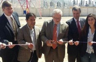 Inauguran línea de transmisión que une Copiapó con Diego de Almagro
