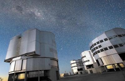Saesa instala red eléctrica en el observatorio más grande del mundo