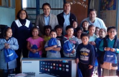 Campaña Escuela con Energía se viste de Eficiencia Energética