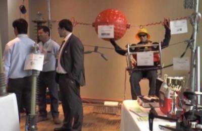 Empresas eléctricas se reunieron para hablar de prevención de riesgos