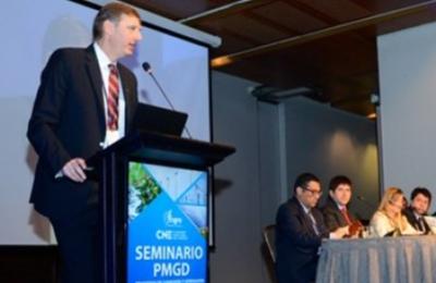 Grupo Saesa auspicia seminario de PMGD (Pequeños Medios de Generación Distribuida).