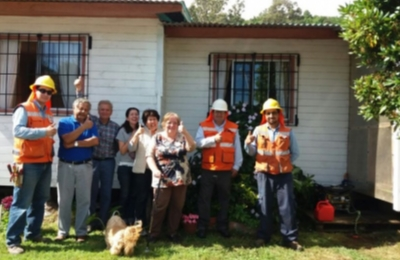 Grupo Saesa realizó entrega de grupos generadores a pacientes electro-dependientes