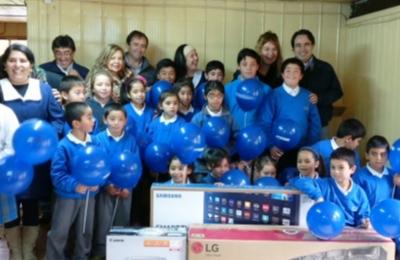5 escuelas resultaron ganadoras  en el Primer Concurso de Eficiencia Energética organizado por Grupo Saesa