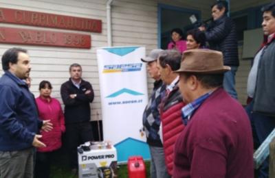 Saesa inicia Plan Invierno en la provincia de Osorno