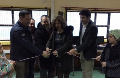 Escuela de Aldachildo gana concurso de Eficiencia Energética de Saesa