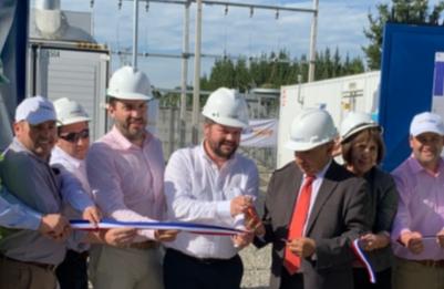 Frontel inaugura primer generador de respaldo en San Ignacio