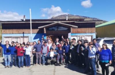 Comienzan obras para entregar energía eléctrica a 48 familias de la comuna de Chile Chico