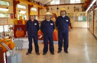 Central Río Azul en Puerto Ramírez cumple 30 años en funcionamiento y sin accidentes