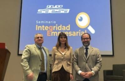 Grupo Saesa fortalece la Integridad Empresarial con seminario