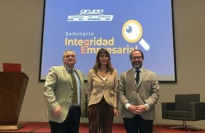 Grupo Saesa fortalece la Integridad Empresarial con seminario para empresarios
