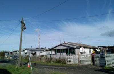 Vecinos de Villas Las Antenas felices son su energía eléctrica propia