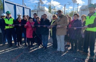 Frontel pone en marcha Generador de Respaldo en Laja