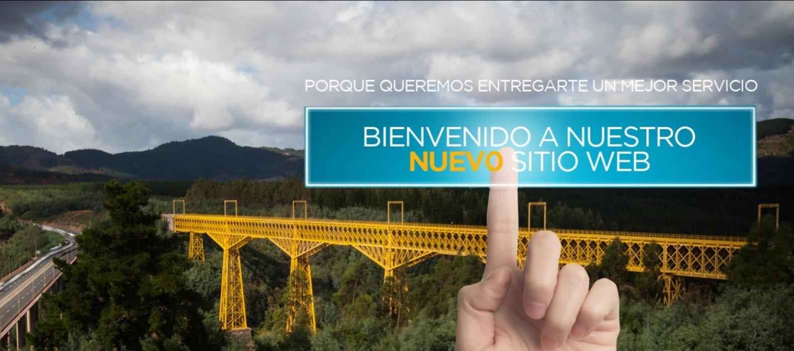 Bienvenido al nuevo Sitio Web de FRONTEL