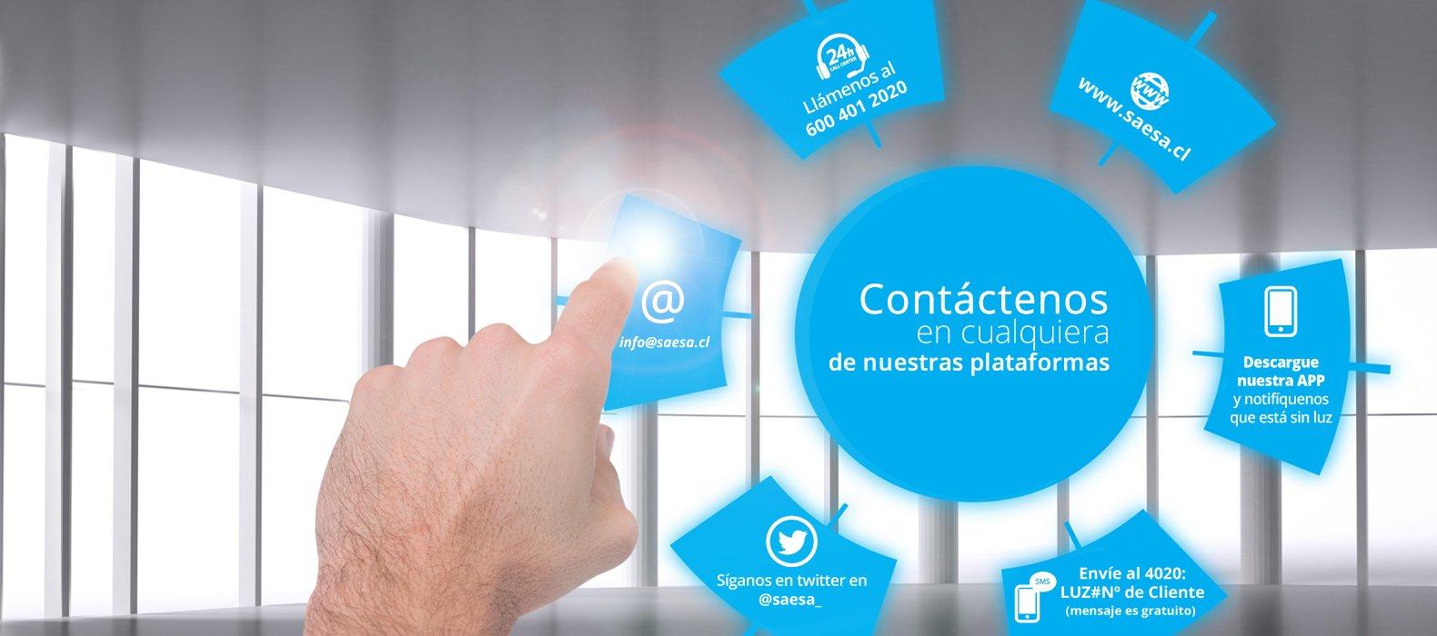 Contacto Plataforma