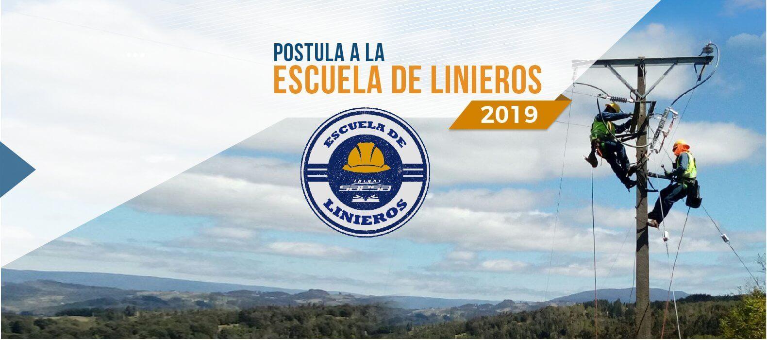 Escuela de Linieros 2019