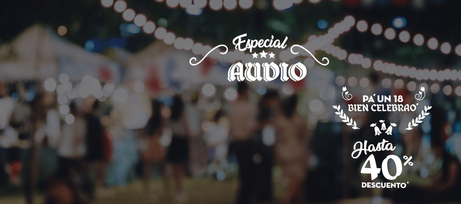 Especial Audio